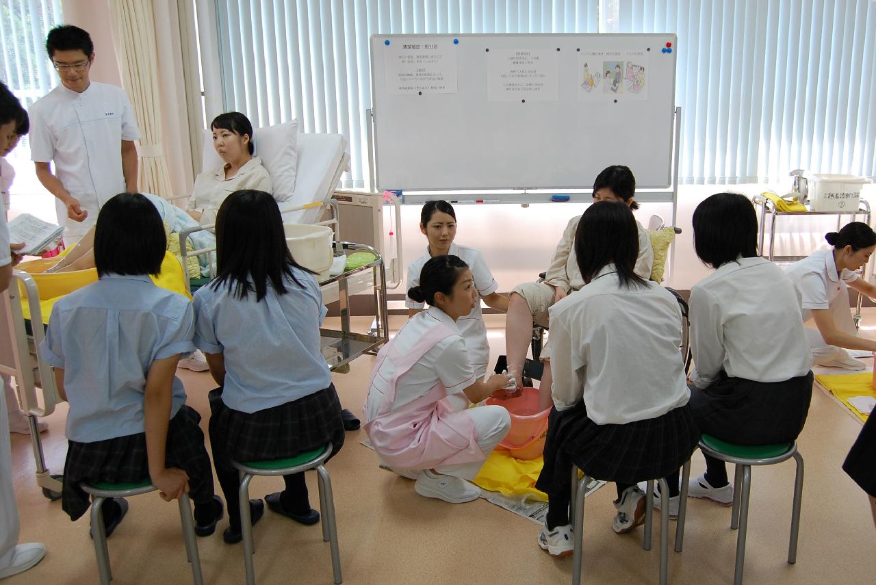オープンキャンパス|神戸看護専門学校